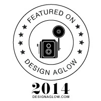 Featured on Design Aglow